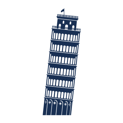 A0 Tower of Pisa
